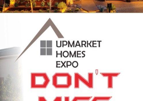 Upmarket Homes Expo 24th – 26th Feb 2017 at The Hub Karen, Nairobi