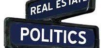 Real estate politics