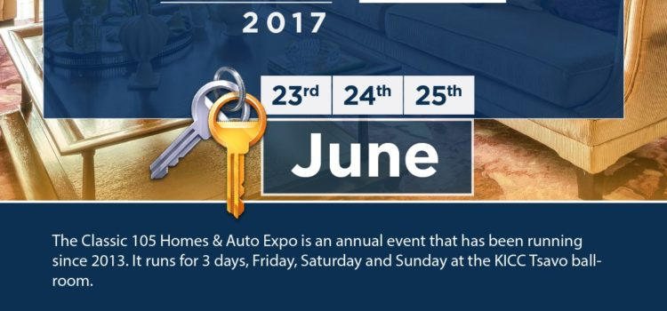 The Classic 105 Home & Auto Expo 2017